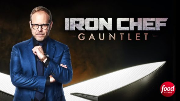 Iron Chef Gauntlet TV show on Food Network: (canceled or renewed?)