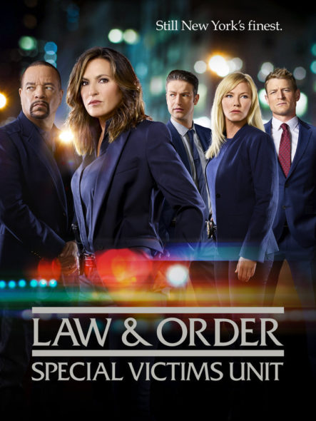 Law & Order: SVU; Law & Order: Special Victims Unit TV show on NBC: season 20 renewal (canceled or renewed?)