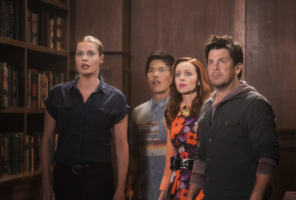 The Librarians TV show on TNT: canceled, no season 5 (canceled or renewed?)