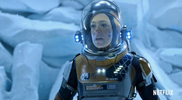 Prepare for Danger with a new 'Lost in Space' Trailer from Netflix