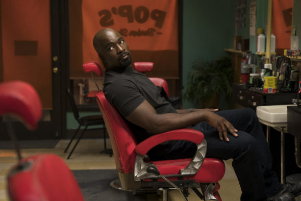 Marvel's Luke Cage TV show on Netflix: season 2 (canceled or renewed?)