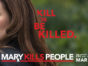 Mary Kills People TV show on Lifetime: season 2 ratings (cancel or renew season 3?)