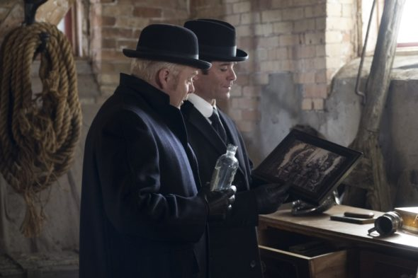 CBC renews The Murdoch Mysteries TV series; The Artful Detective TV show on Ovation: season 12 renewal (canceled or renewed?)