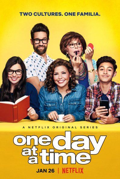 One Day at a Time TV show on Netflix: season 3 renewal (canceled or renewed?)