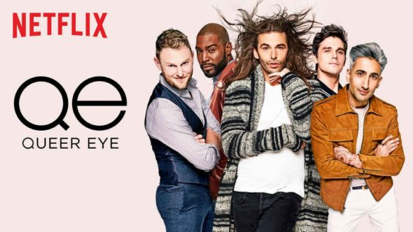 Queer Eye TV show on Netflix: season two renewal (canceled or renewed?)