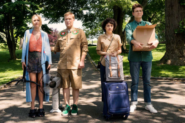 Search Party TV show on TBS: (canceled or renewed?)