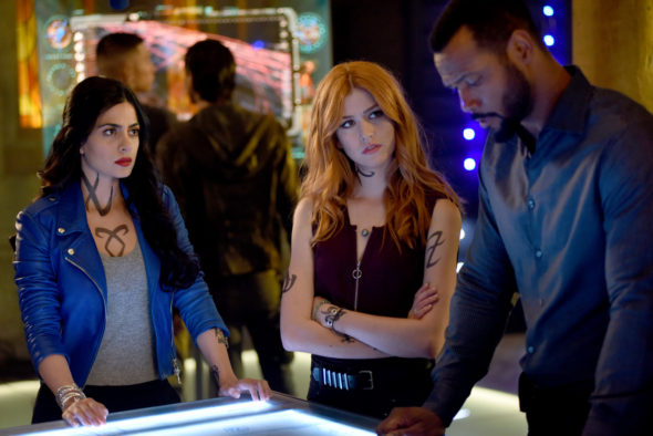 Shadowhunters TV show on Freeform: canceled or season 4? (release date); Vulture Watch