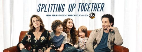Splitting Up Together TV Show on ABC: Ratings (Cancel or
