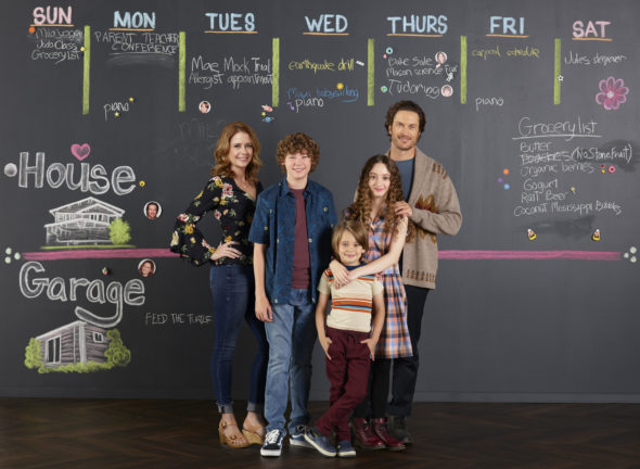 Splitting Up Together TV show on ABC: canceled or renewed for another season?