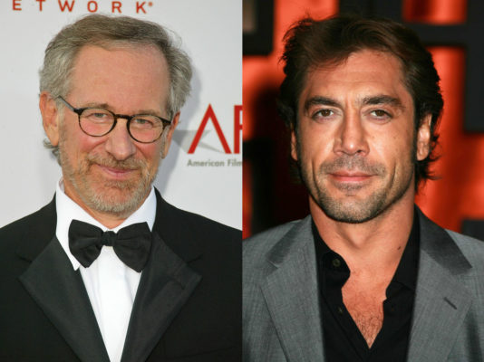 Amazon Greenlights Spielberg's Cortes Series with Javier Bardem