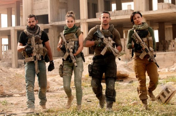 Strike Back TV show on Cinemax: canceled or season 7? (release date); Vulture Watch