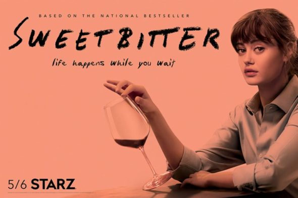 Sweetbitter TV show on Starz: (canceled or renewed?)