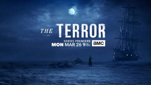 The Terror TV show on AMC: season 1 ratings (canceled or renewed for season 2?)