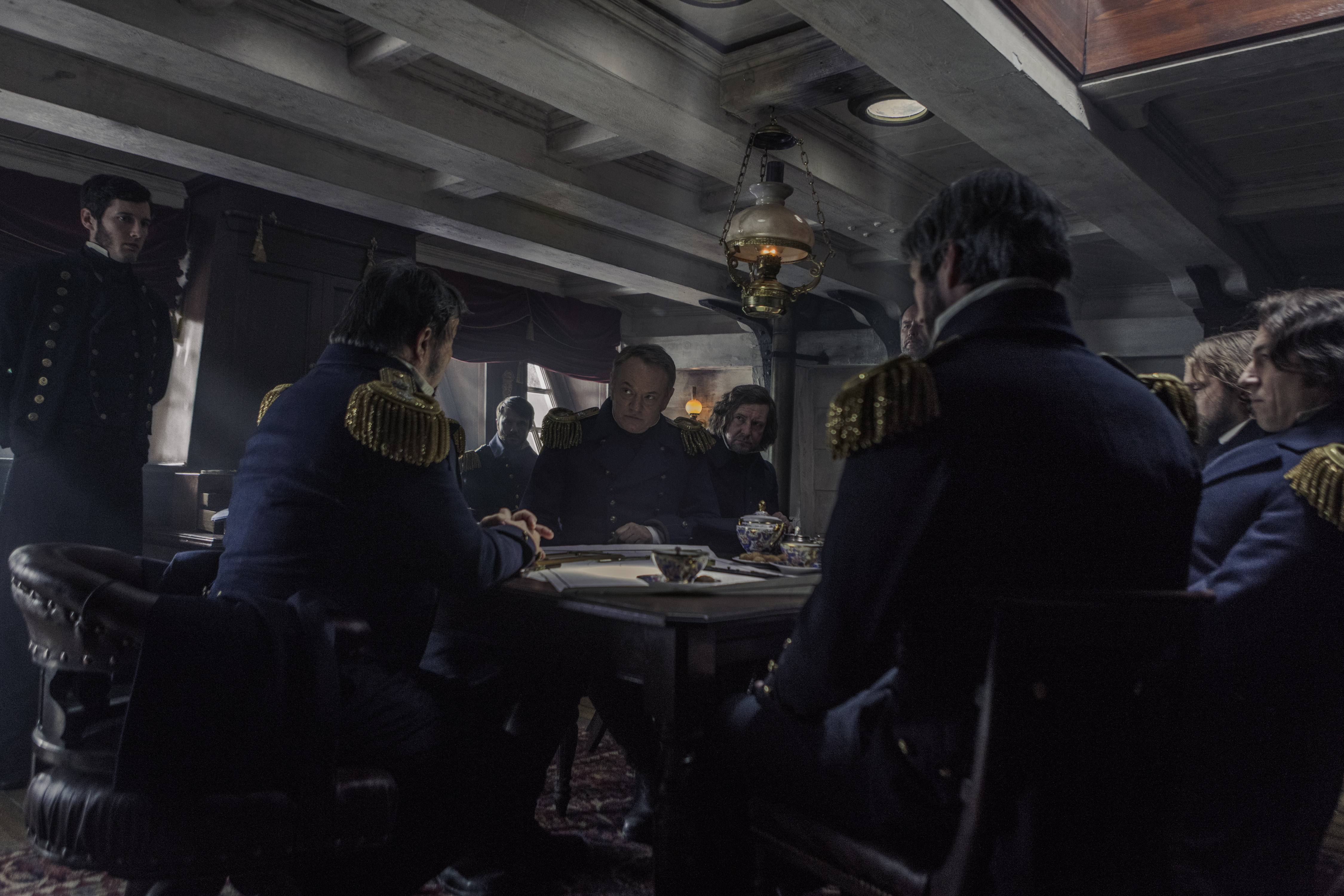 The Terror on AMC: Cancelled or Season 2? (Release Date