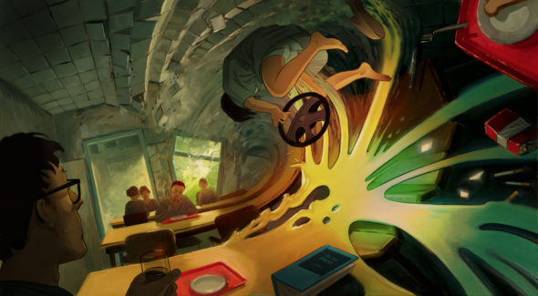 Amazon Orders Animated Series 'Undone'