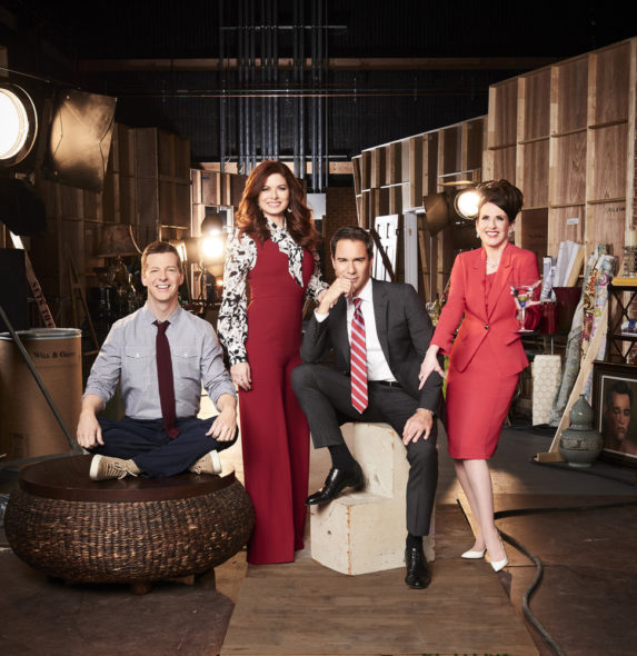 NBC extends Will & Grace