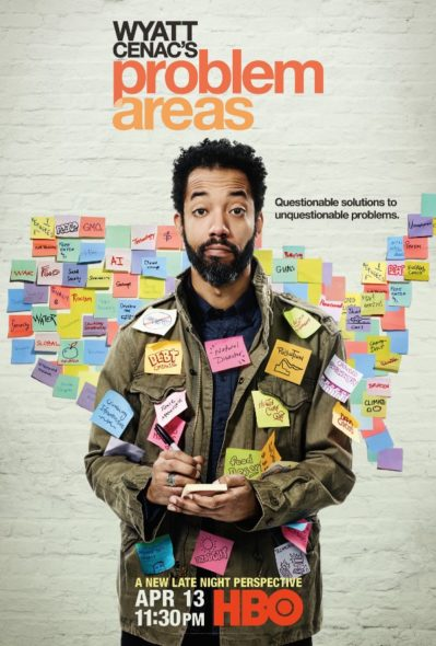 TV series premiere: Wyatt Cenac's Problem Areas TV show on HBO: season 1 release date (canceled or renewed?)