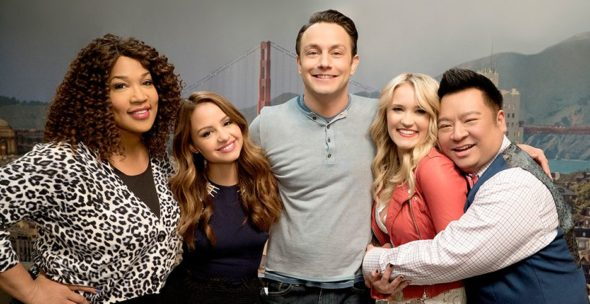 TV series returns for final episodes; Young & Hungry TV show on Freeform; canceled, no season 6; movie in development