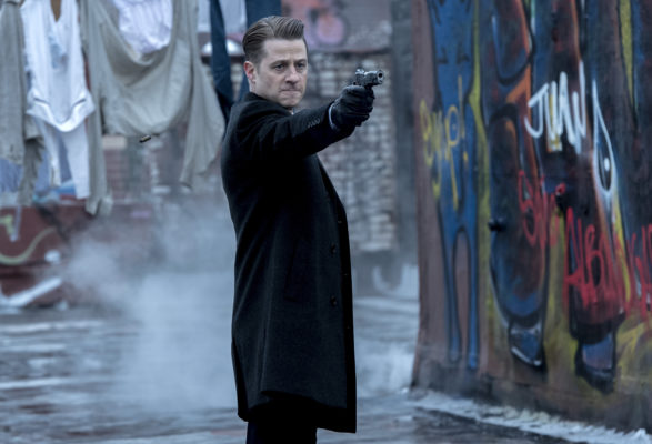 Gotham TV Show on FOX: canceled or renewed?