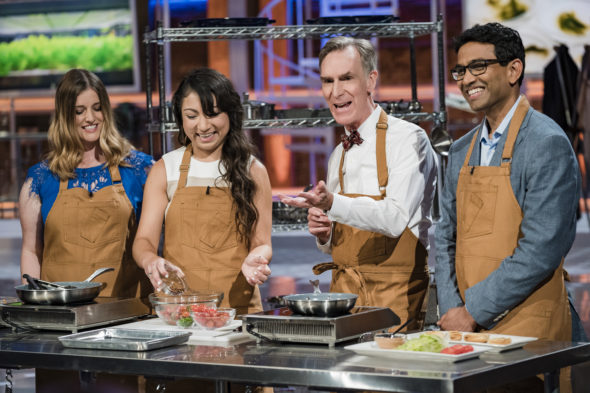 Third season three premiere date; Bill Nye Saves The World TV show on Netflix: season 3 renewal (canceled or renewed?)