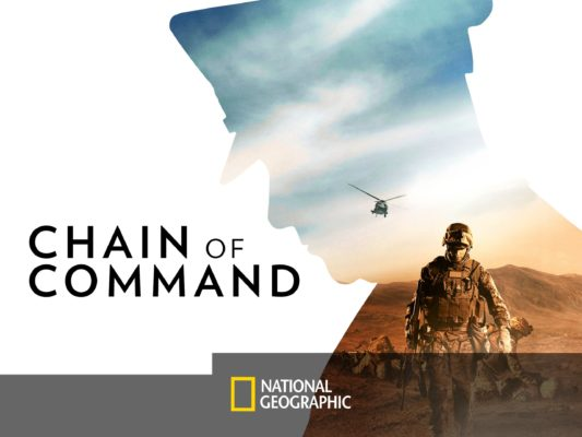 Chain of Command TV show on National Geographic: (canceled or renewed?)