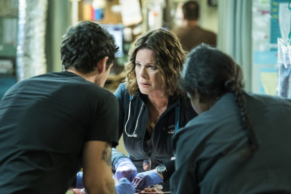 Code Black TV Show on CBS: canceled or renewed?