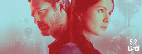Colony TV show on USA Network: season 3 ratings (canceled or renewed season 4?)