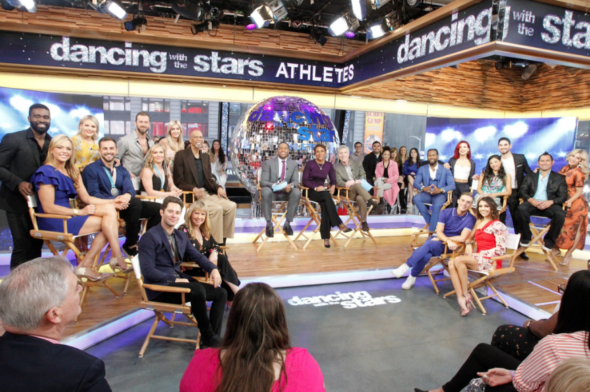 Dancing with the Stars: Athletes TV show on ABC: (canceled or renewed?)