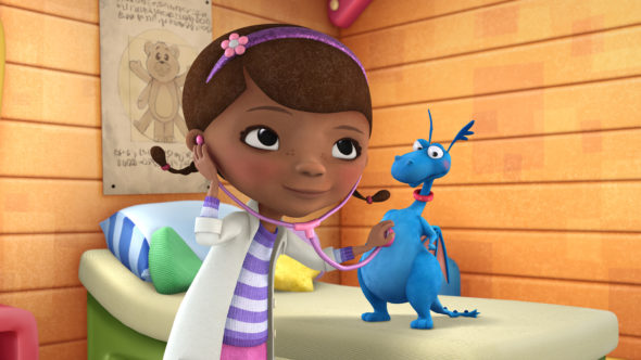 Doc McStuffins TV show on Disney Junior: (canceled or renewed?)