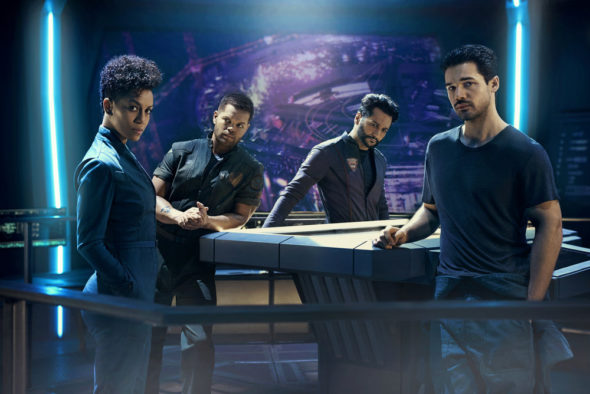 The Expanse TV show on Syfy: canceled or season 4? (release date); Vulture Watch