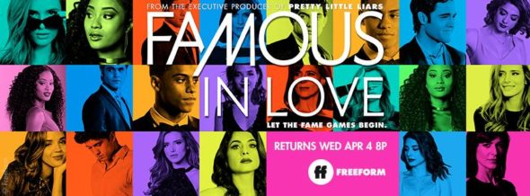 Famous In Love TV show on Freeform: season 2 ratings (cancel renew season 3?)