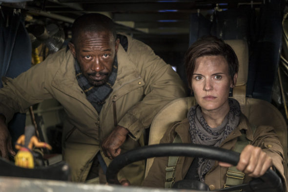 Fear the Walking Dead TV show on AMC: canceled or season 5? (release date); Vulture Watch