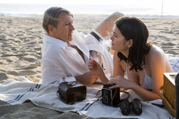 Genius TV show on National Geographic: season 2 viewer votes episode ratings (canceled or renewed season 3?); pictured: Antonio Banderas and Samantha Colley