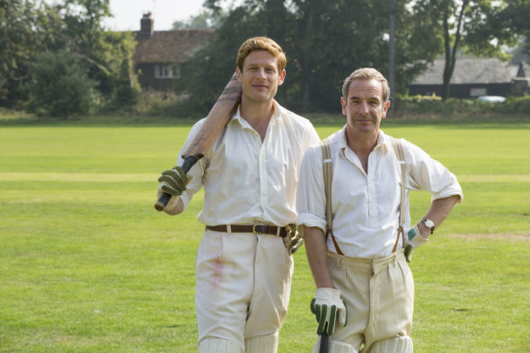 ITV TV series; Grantchester TV show on PBS: season 4 renewal (canceled or renewed?)