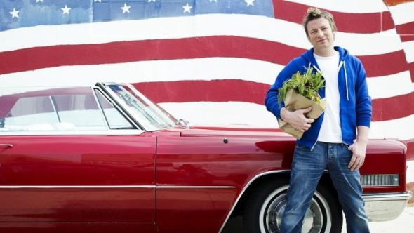 Jamie's American Road Trip TV show on Ovation: (canceled or renewed?)
