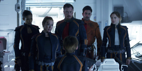 Lost In Space TV show on Netflix: canceled or renewed for another season?