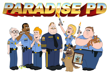 Paradise PD TV show on Netflix: (canceled or renewed?)