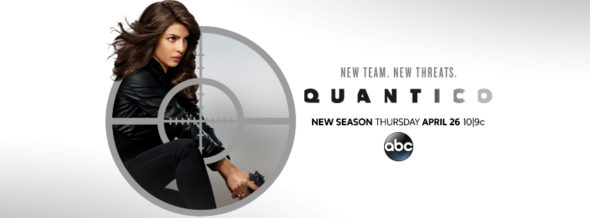 Quantico TV show on ABC: season 3 ratings (canceled or renewed for season 4?)