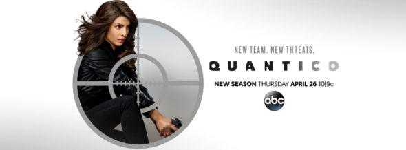 Quantico TV show on ABC: season 3 ratings (canceled or renewed for season 4?)