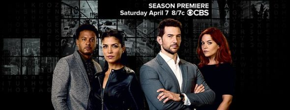 Ransom TV show on CBS: season 2 ratings (canceled renewed season 3?)