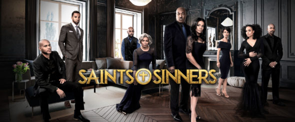 Saints & Sinners TV show on Bounce: season 3 viewer votes episode ratings (cancel renew season 4?)