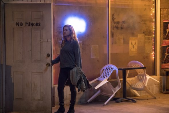 Sharp Objects TV show on HBO: season 1 (canceled or renewed?)