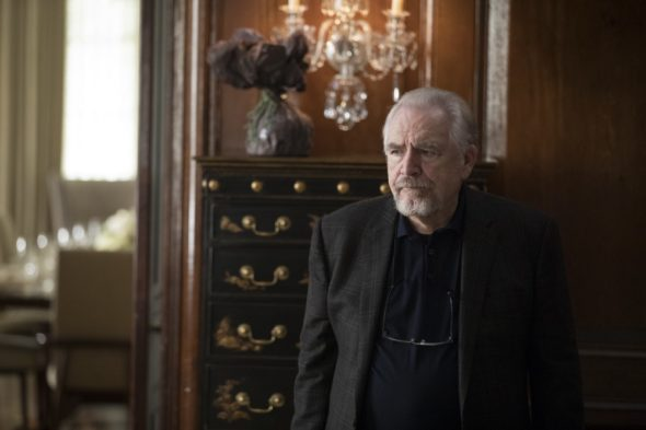 TV series premiere date; Succession TV show on HBO: season 1 release date (canceled or renewed?); Pictured: Brian Cox