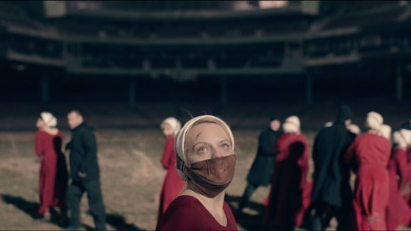 The Handmaid's Tale TV show on Hulu: (canceled or renewed?)