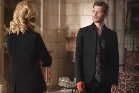The Originals TV Show on CW: canceled or renewed?