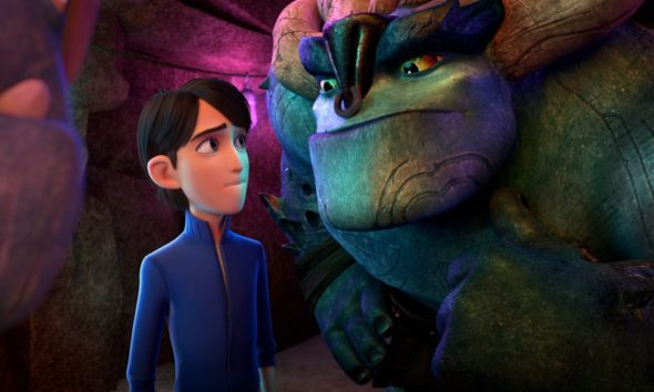 Trollhunters TV show on Netflix: (canceled or renewed?)