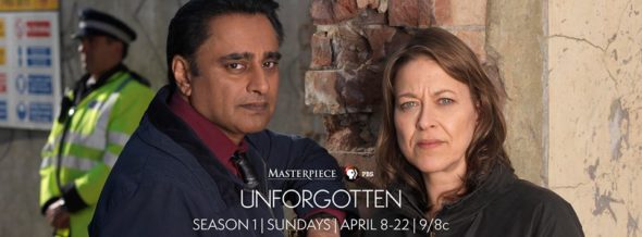 Unforgotten TV show on PBS: season 1 viewer votes episode ratings (cancel renew season 2?)