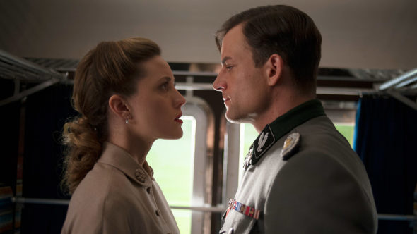 X Company TV show on Ovation: season 2 viewer votes episode ratings (canceled or renewed season 3?)