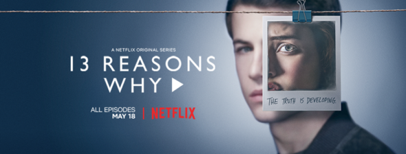 13 Reasons Why TV show on Netflix: season 2 viewer votes (canceled renewed season 3?)
