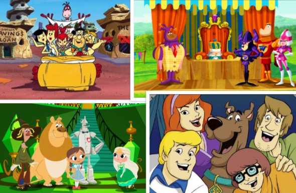 Be Cool Scooby Doo Bunnicula More Boomerang Unveils Returning Animated Series Canceled Renewed Tv Shows Tv Series Finale